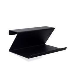 VINCO | wall shelf - black