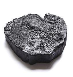 Dessous de plat – bois brulé