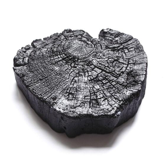 Dessous de plat – bois brulé - Design : MAUD Supplies
