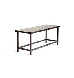 Table basse Stockage S – bronze