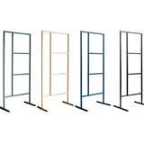 Clothes rack – bronze 5