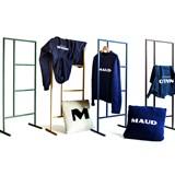 Clothes rack – bronze 6