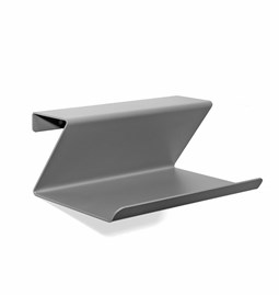 VINCO | wall shelf - grey