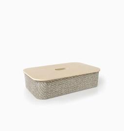 FABRIC composite linen box - Designerbox X CELC