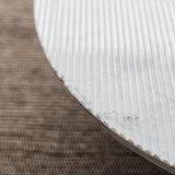 GRUFF Coffee Table - White marble 5