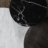 GRUFF Coffee Table - White marble 6
