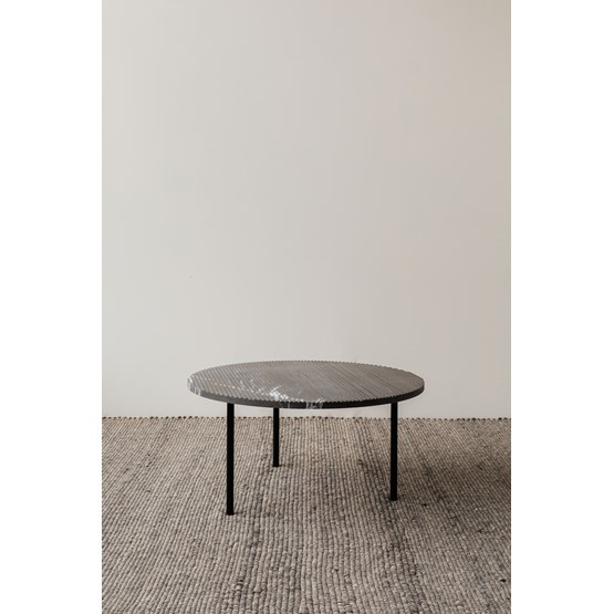 GRUFF Coffee Table - Grey marble - Design : Un'common