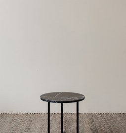 Table basse GRUFF - marbre noir