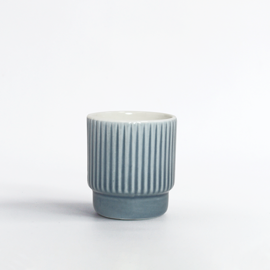 Espresso cup | 60 ml | degrade blue - Design : Archive Studio