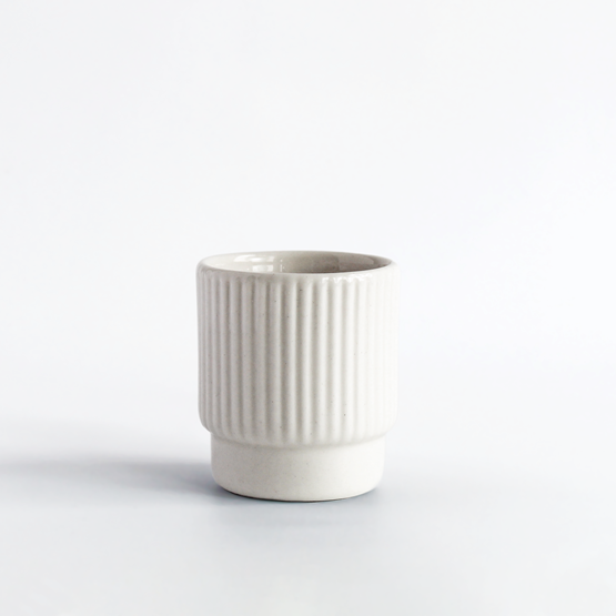 Espresso cup | 60 ml | white - Design : Archive Studio