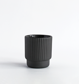 Espresso cup | 60 ml | dark grey