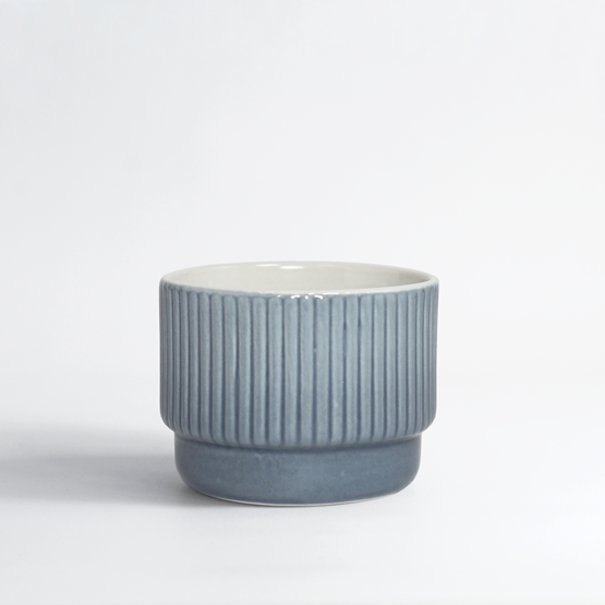 Cappuccino cup | 120 ml | degrade blue - Design : Archive Studio