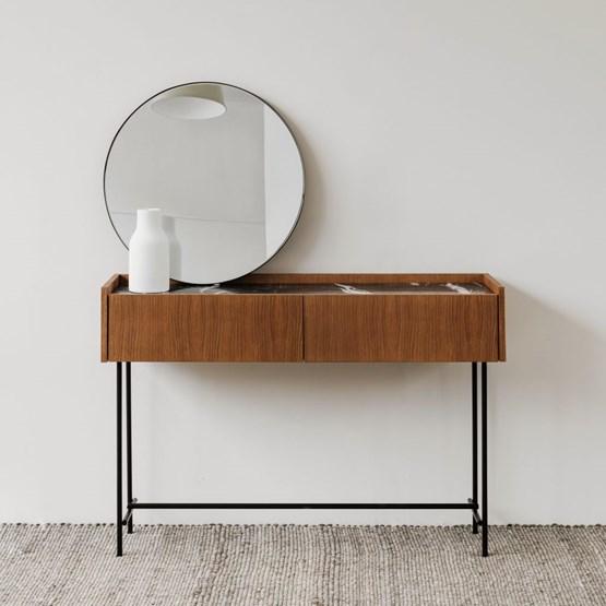 Console FORST - marbre noir - Design : Un'common