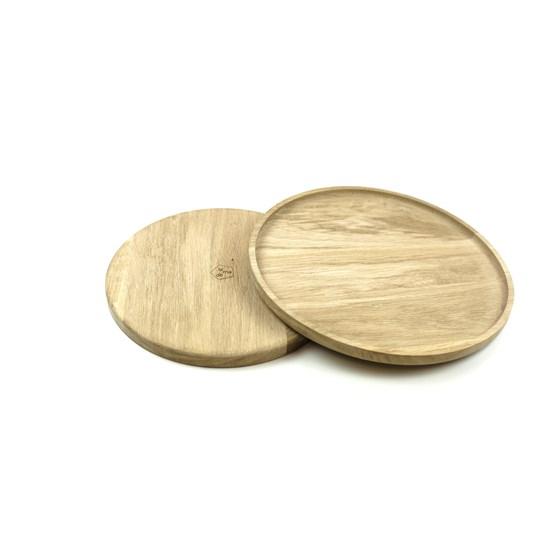 Tray OR-BO -  oak - Design : LA MA DÉ
