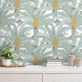 ARMAND Wallpaper -  white  2