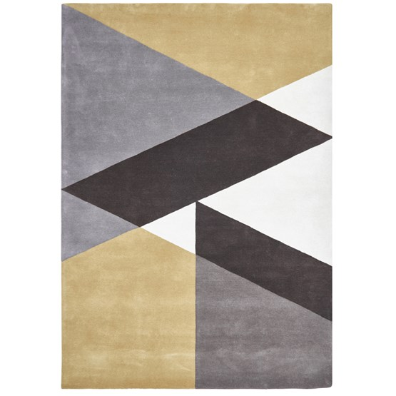Sark Coupee Rug - Taupe - Design : Claire Gaudion