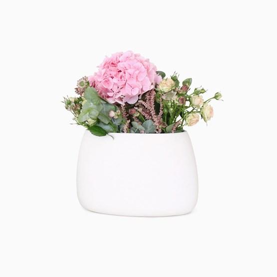 Vase oblong LILY - Designerbox - Design : Louisa Köber