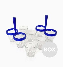 Designerbox x Duralex - KIT APERO - PICARDIE - Box 38