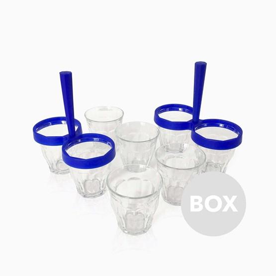 Designerbox x Duralex - KIT APERO - PICARDIE - Box 38 - Design : 5.5 Designers
