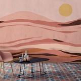 Sunset Wallpaper - pink 2