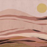 Sunset Wallpaper - pink 3