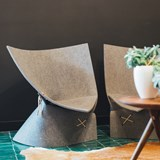 Chair FF1 - Grey 7