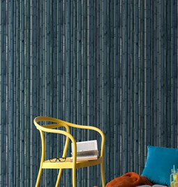 Balsam Wallpaper - royal blue