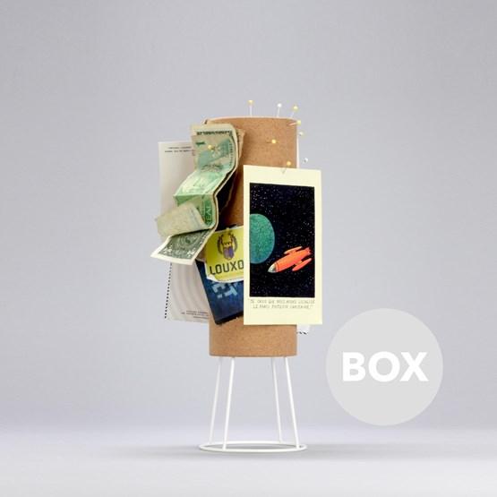 Porte photo TSERETNIP - Box 18 - Design : FX Balléry