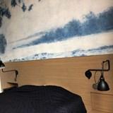 Legend Wallpaper - royal blue 4