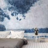 Legend Wallpaper - royal blue 3
