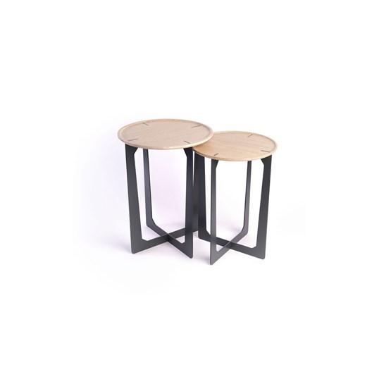 Ta-So Side Tables - Design : LA MA DÉ