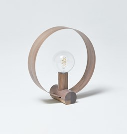 GRAVITÉ table lamp - US Walnut