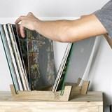 Meuble Hi-Fi Le support pour vinyles 2