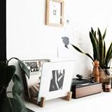 Meuble Hi-Fi Le support pour vinyles 3