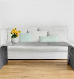 Nova coffee table - concrete