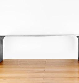 Table basse Nova - bleu