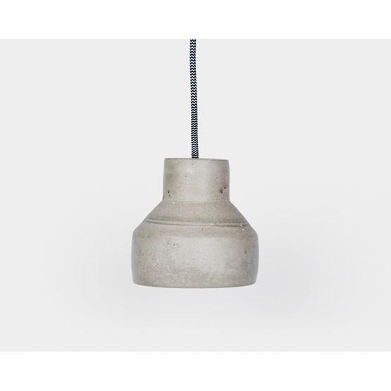 Lampe Olu - béton - Design : Niubéton