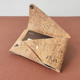 Pouch wallet natural cork 4