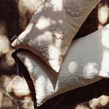 Coussin ANDREA - blanc 2