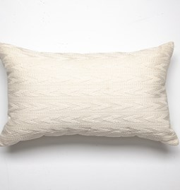Coussin ANDREA - blanc