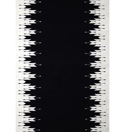 TEOTITLAN Rug - Black