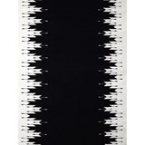 TEOTITLAN Rug - Black 2