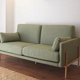 Canapé MILTON - Vert  6