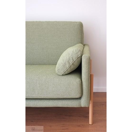 Canapé MILTON - Vert  - Design : Ars Fabricandi