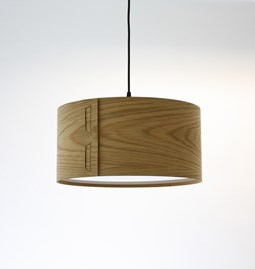 Suspension Tab - oak