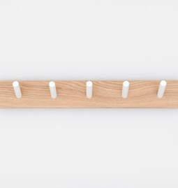 Coat rack Peg - oak