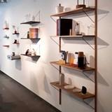 Bookcase ALBA - oak 14