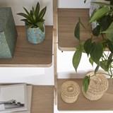 Bookcase ALBA - oak 6