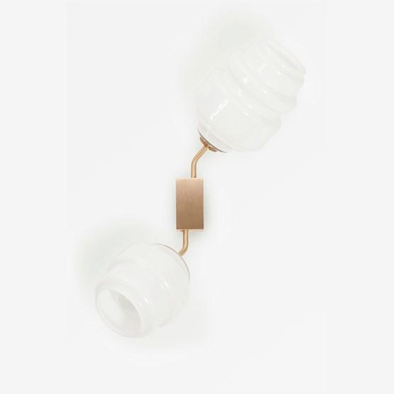 Wall lamp Edgar.W.2 - Design : Bulvar