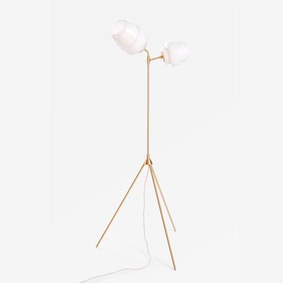 Floor lamp Edgar.F.2 - Design : Bulvar